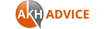 logo akh advice retina